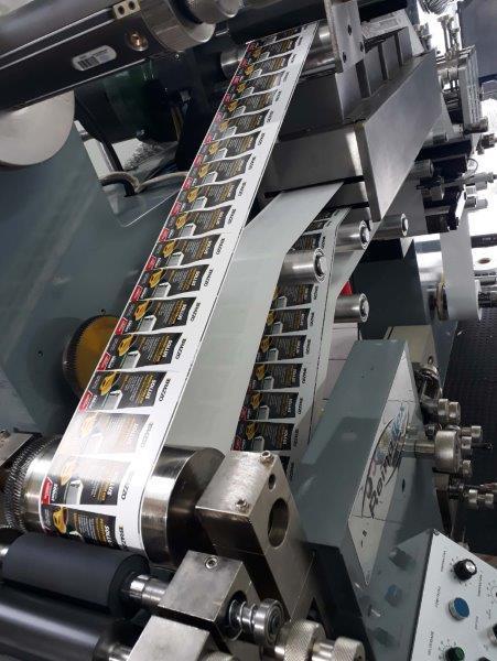 Empresa fabricante de rótulos