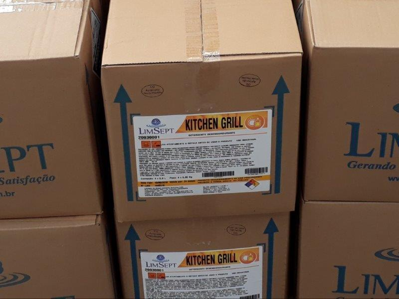 Rótulos adesivos para caixas