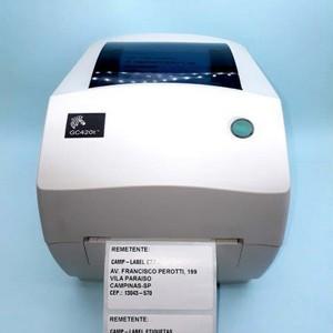 Impressora para etiquetas adesivas personalizadas